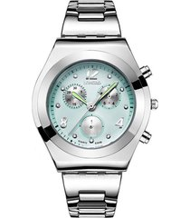 reloj mujer lb 8399 - turqueza