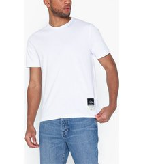 tiger of sweden olaf t-shirts & linnen pure white