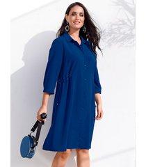jurk miamoda royal blue