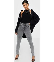 gina tricot molly highwaist jeans skinny