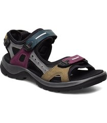 offroad shoes summer shoes flat sandals multi/mönstrad ecco
