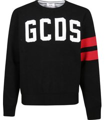 gcds macro logo sweater