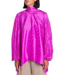 chloé lavallière blouse
