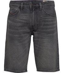 thoshort shorts jeansshorts denimshorts svart diesel men