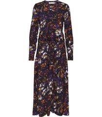 kavitaiw long dress maxi dress galajurk multi/patroon inwear