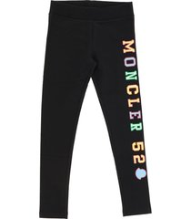 moncler leggings with logo print