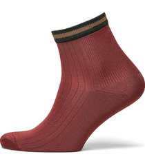 sporty reina sock lingerie socks footies/ankle socks brun becksöndergaard