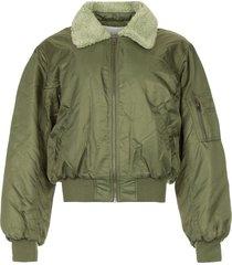 bomber jacket akocity  groen