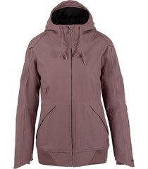 wolverine women's i-90 jacket peppercorn, size s
