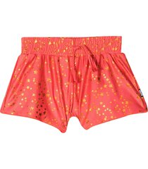 molo coral teen bermuda shorts