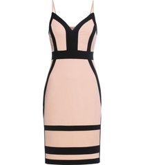 abito a righe (rosa) - bodyflirt boutique