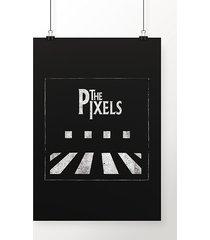 poster the pixels