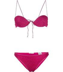 balconette thin trap bikini