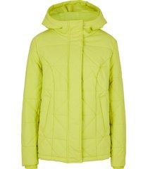 giacca trapuntata (giallo) - john baner jeanswear