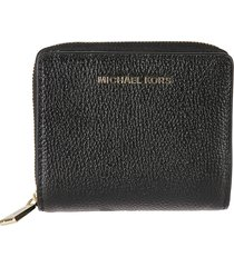 michael kors medium jet set snap wallet