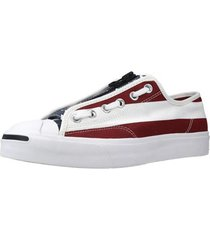 lage sneakers converse jack purcell zip ox