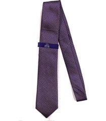 corbata azul dorada oscar de la renta 20aa1702-190