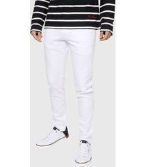 jean blanco pepe jeans
