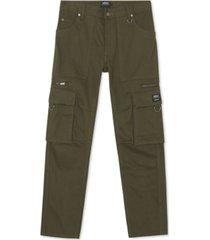 wesc men's tapered utility pants