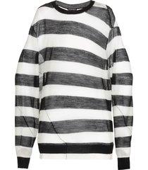 ann demeulemeester egil back sweater