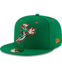 new era norfolk tides ac 59fifty fitted cap