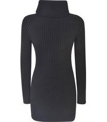mini jurk met rechte zijde