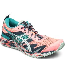 gel-noosa tri 12 shoes sport shoes running shoes multi/mönstrad asics
