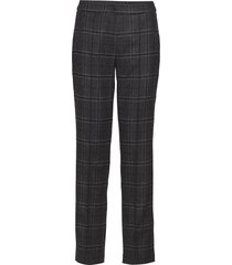leisure trousers lon casual byxor svart gerry weber edition