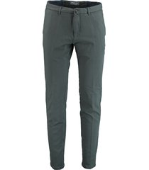 bos bright blue jim stretch chino slim fit 19304ji01ios/357 forest