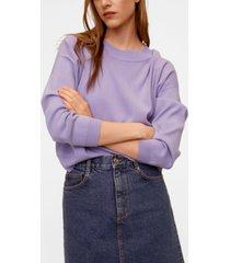 mango fine knit sweater