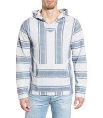 men's faherty baja beach hoodie