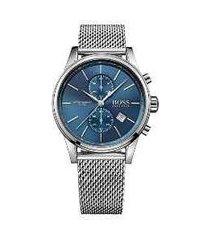 relógio hugo boss masculino aço - 1513441