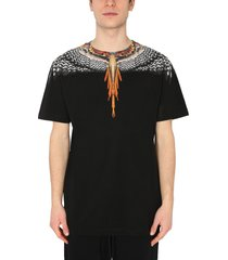 marcelo burlon crew neck t-shirt