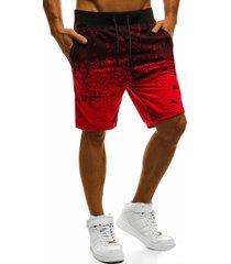 hombres casual track pantalones aptitud jogger shorts tie dye