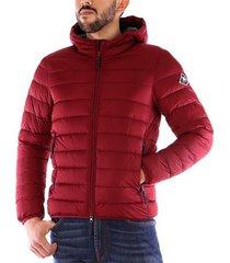 blazer roy rogers jacket hood jassen mens bordeaux