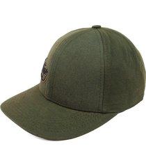 gorra verde colore