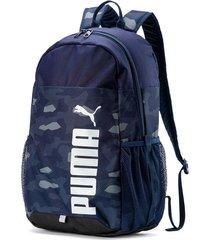 maletin  puma - azul  militar- ref : 07670302