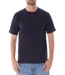 johannes pocket t-shirt - dark navy n01-0399 7004