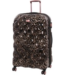 "it girl opulent 31"" hardside expandable spinner suitcase"