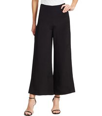 double crepe marocain glover trousers