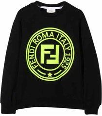 fendi cotton sweatshirt