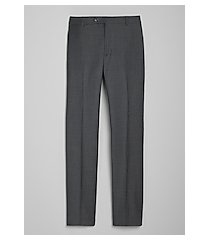 1905 navy collection slim fit flat front men's suit separates pants - big & tall by jos. a. bank