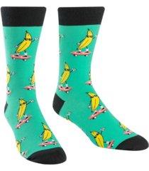 sock it to me men's peeling out socks