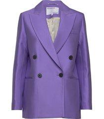 double breasted blazer blazer kavaj lila designers, remix