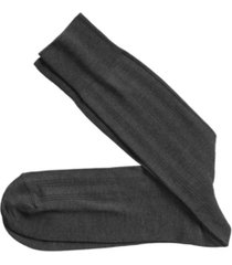 johnston & murphy cotton ribbed socks