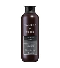 shampoo grey malbec club, 250ml