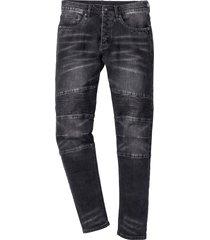 jeans elasticizzati (nero) - rainbow