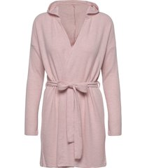 bath robe morgonrock rosa pj salvage