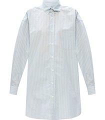 oversize overhemd