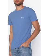 replay m3764 t-shirt t-shirts & linnen violet